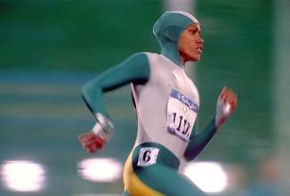 cathy freeman 100m time